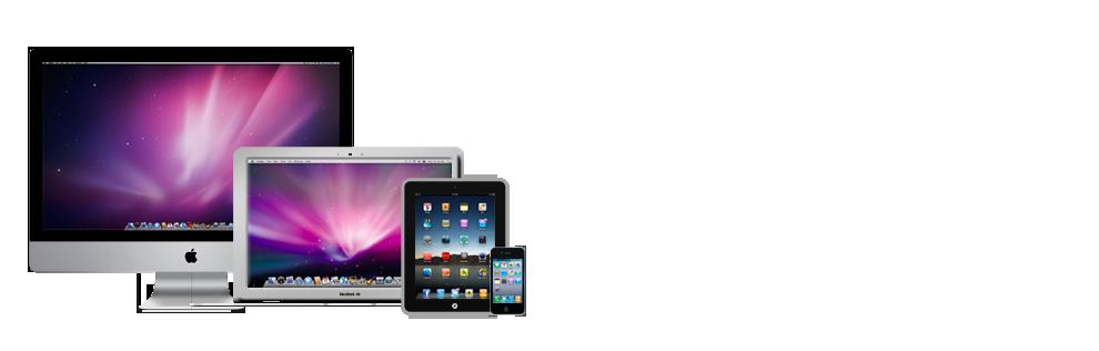 Varios dispositivos en los que se podrá ver tu web